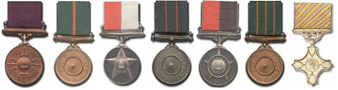 Indian Gallantry Award Winners and War widows - Frequently Asked Questions
