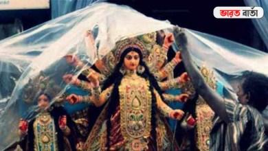 Photo of সপ্তমী সন্ধেতে সুখবর শোনাল আবহাওয়া দফতর, বাংলাদেশের দিকে সরে যাচ্ছে শক্তিশালী নিম্নচাপ