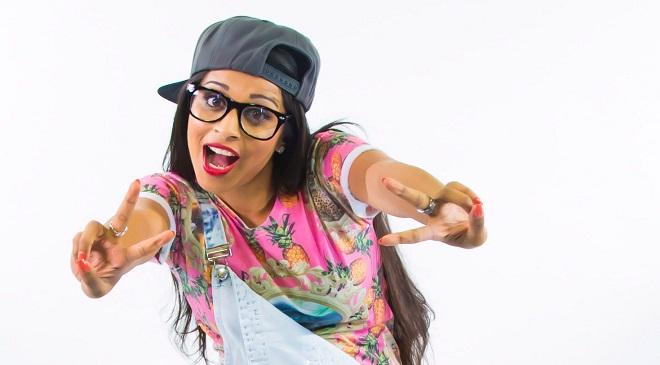 YouTube sensation Lilly Singh