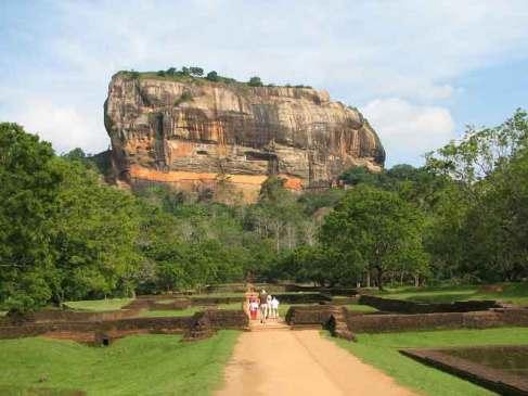 Sri Lanka like drop of water