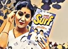 सर्फ़ Surf ad and Lalita ji - the greatest brand story told