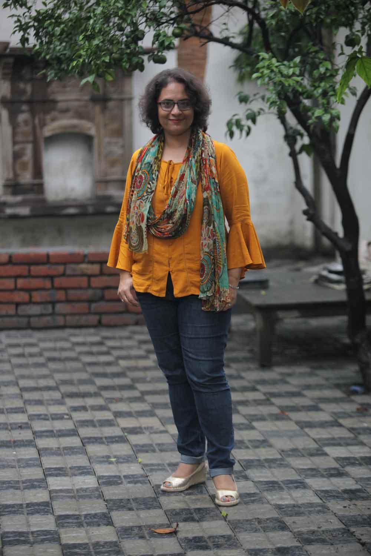 Geetanjali Kaul, CEO and Creative Director, G Caffe Creative Agency