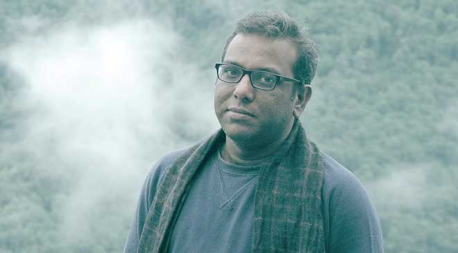 Ashok Kumar Pandey, writer Usne Gandhi Ko Kyun Maara