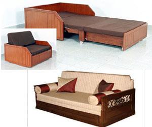 Sofa Cum Bed: ...