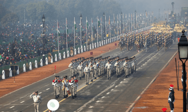 PM Modi wishes India its Independence Day