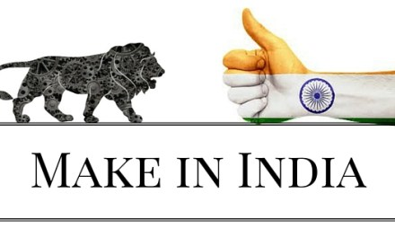 4,000 Jobs will be Created Under the #MakeInIndia initiative.