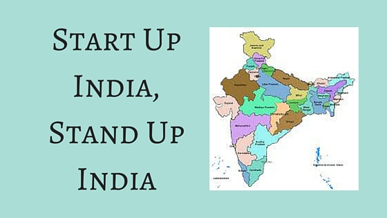 Start-up India, Stand-up India