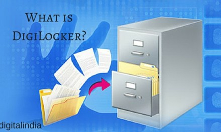 Use DigiLocker and Go Paperless