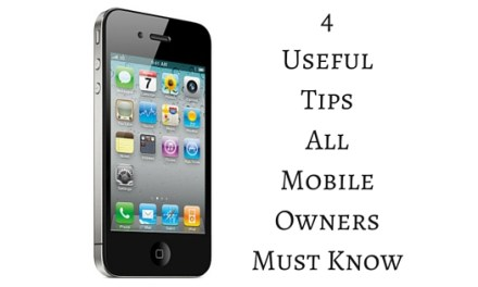 4 Tips All Mobile Owners Must Know #DigitalIndia #TechTip