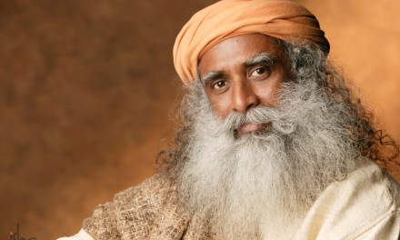 Sadhguru Address the Audience in Day 5 of Make in India Week