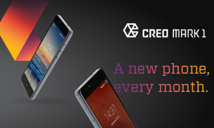 A Bangalore Based StartUP Named CREO, Will Launch it's First Smart Phone Mark1