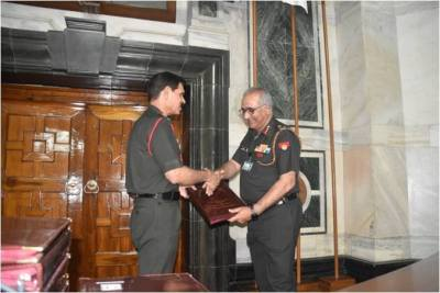 General Dalbir Singh, #COAS thanked Officers for Their Service to the Sation2