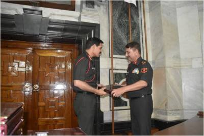 General Dalbir Singh, #COAS thanked Officers for Their Service to the Sation4