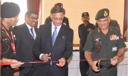 INDIAN ARMY AND INDUSTRIES COME TOGETHER AT AMICOM – 2016