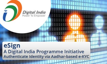 A Short film on eSign in English : Digital India