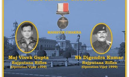 Major Vivek Gupta & Naik Digendra Kumar, Mahavir Chakra : Kargil War 1999