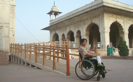 ASI to make rich heritage sites disabled friendly
