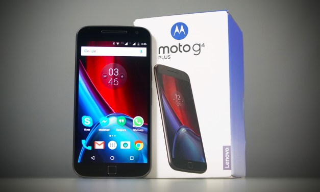 Moto G4 Plus, 4th Generation Review