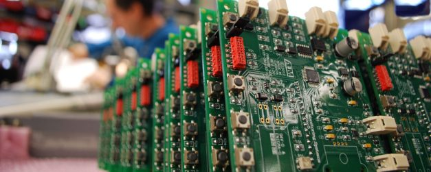 Electronics Manufacturing to be Boosted in India by New Schemes