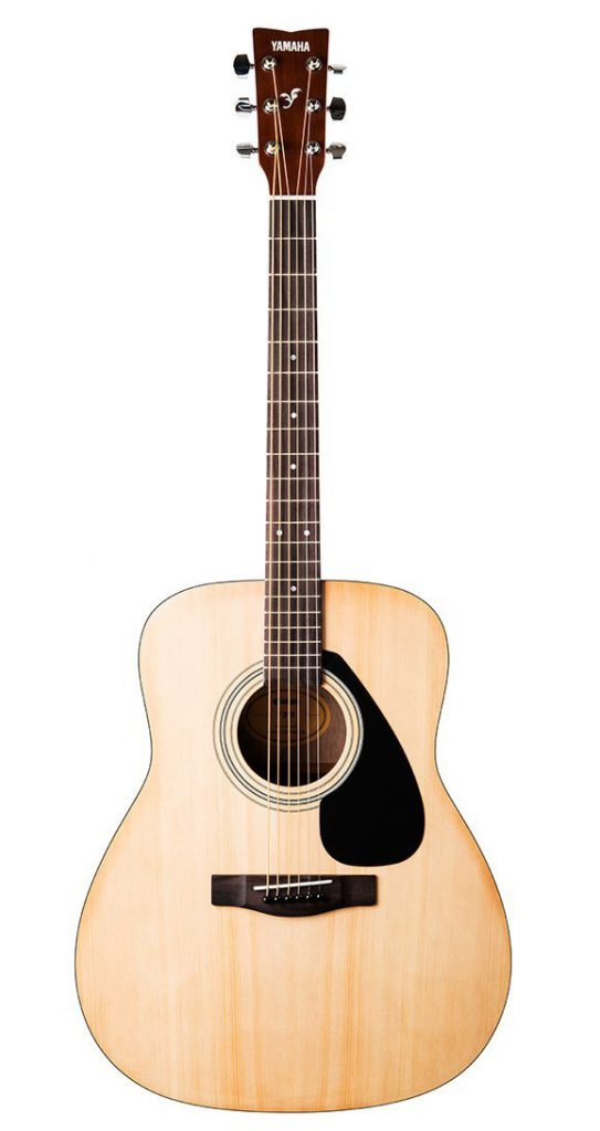 Features ofYamaha F310, 6-Strings Acoustic Guitar, Natural Review