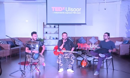 Brothers of Music | Sanjeev Thomas : TEDx Ulsoor Talk in Bangalore