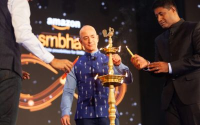 Amazon to Invest US$ 1 billion to help Digitize SMBs: Jeff Bezos