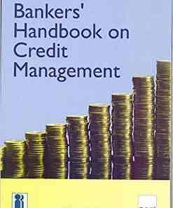 Taxmann's Bankers' Handbook on Credit Management By IIBF