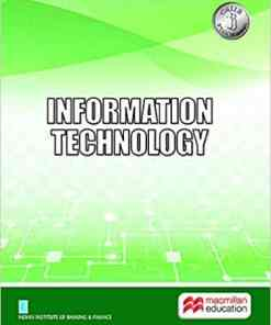 Macmillian's Information Technology by Indian Institute of Banking & Finance (IIBF)
