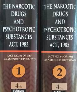 Iyers : A Legal Compendium on Narcotics & Drugs Psychotropic Substances Act, 1985