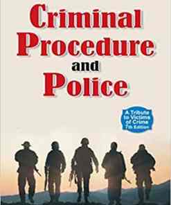 ALH's Criminal Procedure and Police by Prof. Hasan Askari - 7th Edition 2019