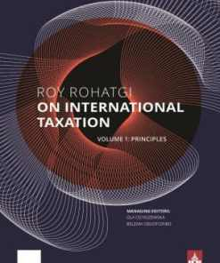 Taxmann's Roy Rohatgi on International Taxation Edition 2019