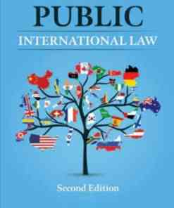 Lexis Nexis's Public International Law by V K Ahuja - 2nd Edition 2021