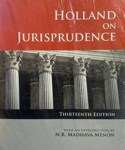 LJP's Holland on Jurisprudence - 13th Edition - Indian Economy Reprint 2021