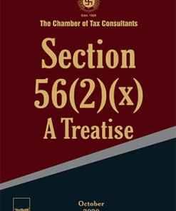 Taxmann's Section 56(2)(X) – A Treatise - 1st Edition November 2020