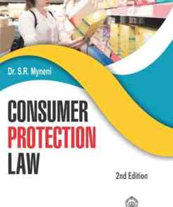 ALH's Consumer Protection Law by Dr. S.R. Myneni - 2nd Edition 2021