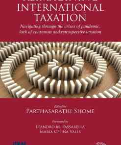 Oakbridge's Reimagining International Taxation by Parthasarathi Shome - 1st Edition 2021
