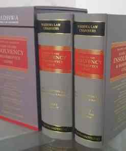 Wadhwa Brother's Guide to the Insolvency & Bankruptcy Code With Procedures (2 Volumes) by Wadhwa Law Chambers - 2nd Edition 2021