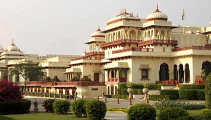 discount living room packages colours with grey walls rambagh palace jaipur - booking for hotel ...