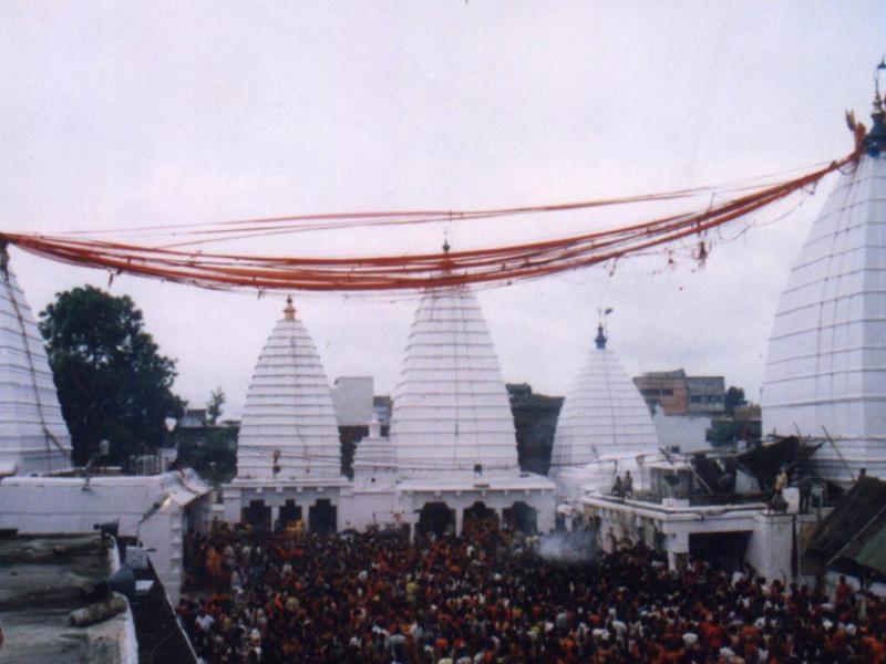 Baba Baidyanath Dham Deoghar
