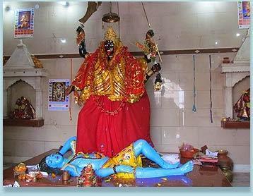 Kali Mandir, Pahari Mandir, Ranchi