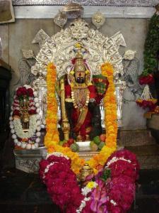 Mahalakshmi of Kolhapur