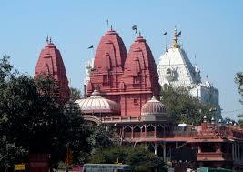 Shri Digambar Jain Lal Mandir, Delhi