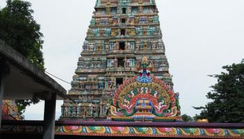 Sri Chandramouleeswarar Temple,