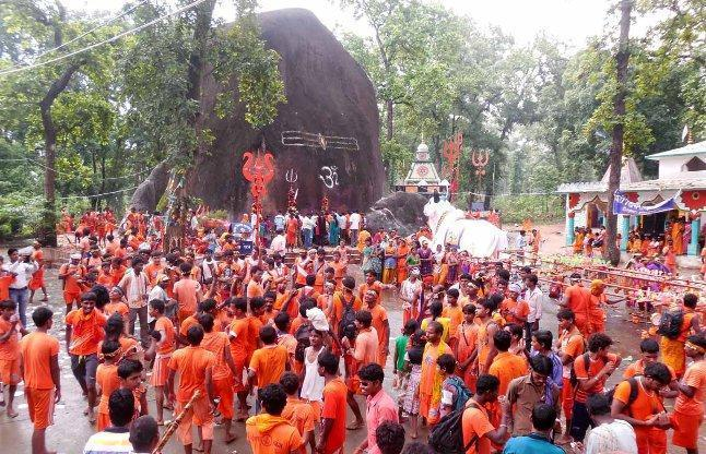 Bhooteshwarnath Temple, Gariaband