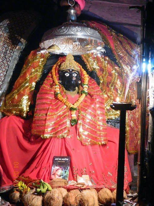 Dai Danteshwari, Dantewada