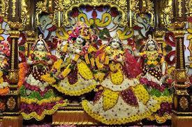 Sri Sri Radha Gopinath Temple, Mumbai