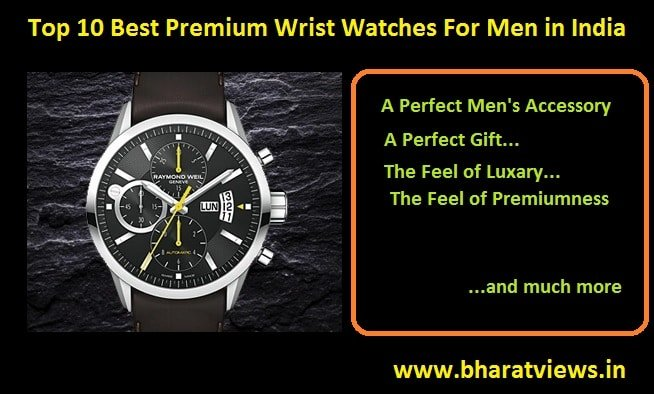 top 10 best watches for men under 10000 in India