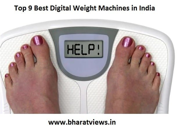 Top 9 best weighing machines in india
