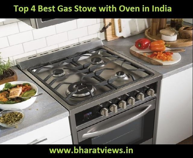Top 4 best gas stove with oven in India