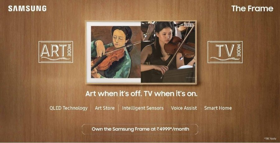 Best Samsung LED TV technologies in India